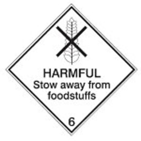 Знак маркировки грузов самовоспламенение Brady adr 4.2, 297x297 мм, b-7541, Ламинация, Полиэстер, 1 шт