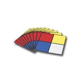 Набор плакатов Brady nfpa nfpa- и символы,светоотражающий,по, 190x190 мм, b-997, 10 шт, ромб