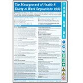 Знаки фотолюминесцентные Brady правила тушения химической водой,жесткий, 200x80 мм, Пластик, 1 шт
