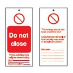 Лента предупреждающая фотолюминесцентная Brady brady,левая, белая,красная, 60x25000 мм, Рулон