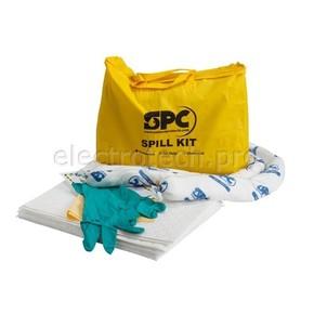 Комплект для сбора проливов масла Brady SPC sko-pp, 10 салфеток (spc813856)