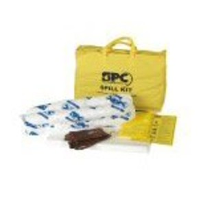Комплект для сбора химикатов большой Brady SPC skh-adr-l, 35 салфеток,1 бон (spc813867)