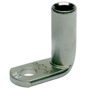 Медный нелуженый наконечник Klauke 161R6BK, угловой — 90° DIN 6 мм² М6