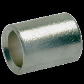 Соединительная параллельная гильза Klauke 1650K, 4–6 мм², 100 шт./уп.