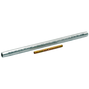 Алюминиевая гильза Klauke 455R DIN48085, 35/6 мм²