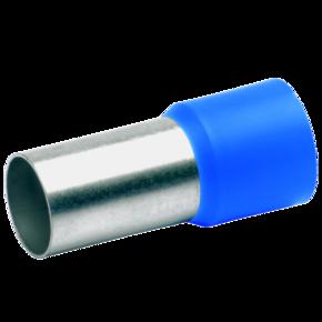 Втулочный изолированный наконечник Klauke 48327, 120 мм², длина втулки 27 мм, голубой