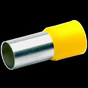 Втулочный изолированный наконечник Klauke 48432, 150 мм², длина втулки 32 мм, жёлтый