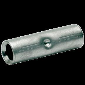 Медная луженая соединительная гильза Klauke 529R с внутренним барьером для жил 120 мм²