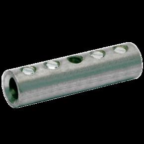Трубчатые латунные винтовые соединители проводов Klauke 552R
