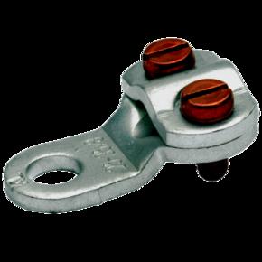 МедныйлуженыйкабельныйнаконечникKlauke 572R6,6–10мм²подболтМ6с2-мязажимнымиболтами