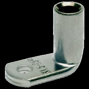 МедныйнаконечникKlauke 746F6MS,угловой—90°дляособогибкихпроводниковсконтрольнымотверстием50мм²M6