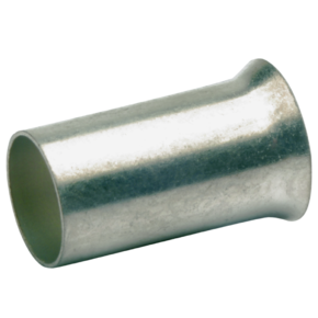 Втулочный неизолированный посеребренный наконечник Klauke 7820, 1,5 мм², длина втулки 6 мм