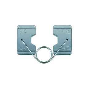 """Матрица Klauke AD95 серии """"18"""" для алюминиевых соединителей 95 мм² для натяжных соединений, шестигранник"""