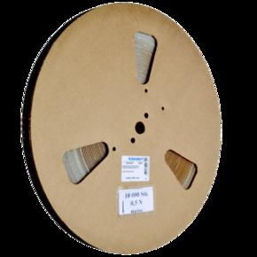 Изолированный втулочный наконечник Klauke BAG9728, 1,5 мм², для втулки 8 мм, чёрный, в рулоне, в упаковке 7500 шт.