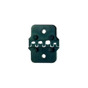 """Матрица Klauke CR504 серии """"50"""" для неизолированных контактных зажимов типа FASTON 0,5–2,5 мм², ширина 6,3 мм"""