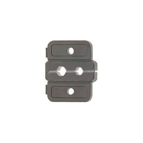 """Матрица Klauke M50610 серии """"50"""" для обжима трубчатых медных наконечников для сплошных проводников 6–10 мм², шестигранник"""