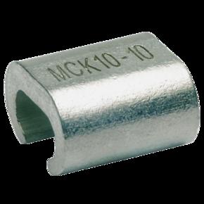 С-образныймедныйзажимKlaukeMCK1016длясоединениядвухжилразногосечения