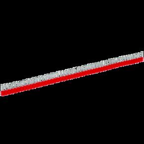 ВтулочныеизолированныенаконечникиKlauke ST9718,1мм²,длявтулки8мм,красный,вупаковке500шт.,вленте