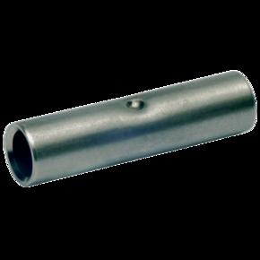 Стыковыйлуженыйсоединитель(гильза)Klauke SV25безограничителядлясплошныхжил25мм²,медь