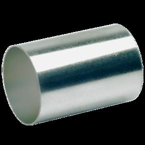 МеднаягильзаKlauke VHR1504длясекторныхжилиоблегченныхтрубчатыхнаконечников,90градусов,150мм²