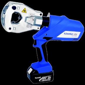 Кабелерез электрогидравлический аккумуляторный Klauke es для cu- и al- кабеля диам. до 32мм (klkES32ML)