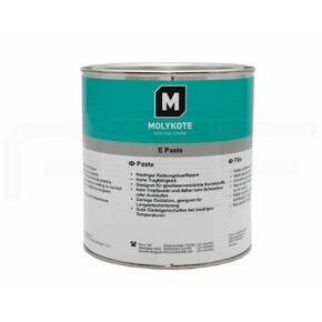 Molykote E Paste - смазочная паста, банка 1кг