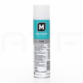Смазка Molykote 1102, Аэрозоль 400мл