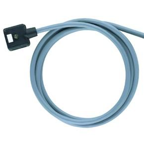 Клапанный штекер угловая диодная вилка A SIL/VS/M8W/3/1.5U