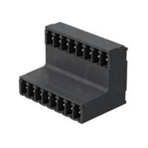 Штырьковый соединитель (бок закрыт) 3.81 mm SCDV/3.81/08/90G/3.2SN/BK/BX