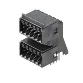 Штырьковый соединитель (бок закрыт) 3.50 mm S2LD/THR/3.50/36/90G/3.2SN/BK/BX