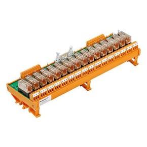 Релейный модуль RSM-серия RSM/16R/24VDC/LP/GEM.
