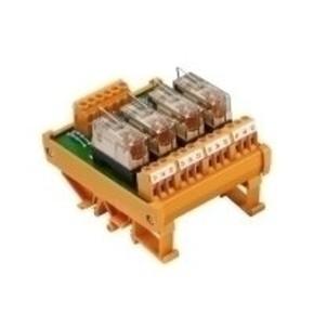 Релейный модуль RSM-серия RSM/4RS/24VDC/LP/GEM.+