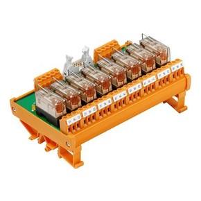 Релейный модуль RSM-серия RSM/8RS/24VDC/GEM.+
