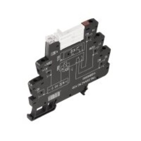 Релейный модуль TERMSERIES TRS/120VAC/RC/1CO