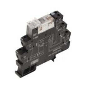 Релейный модуль TERMSERIES TRS/60VUC/2CO/AU