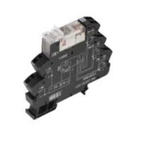 Релейный модуль TERMSERIES TRZ/24/230VUC/2CO/AU