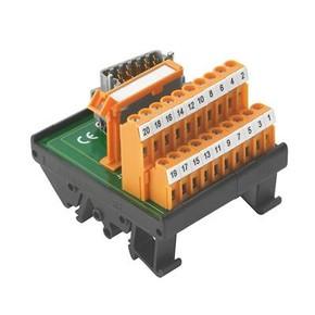 Интерфейс RS ELCO общего назначения RS/RS/ELCO/38/38RM/S