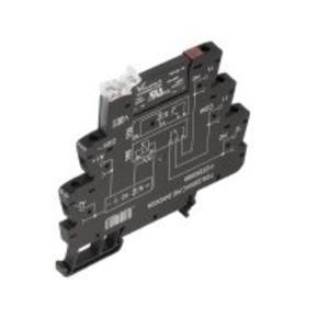 Твердотельные реле TERMSERIES TOS/120VAC/RC/24VDC2A