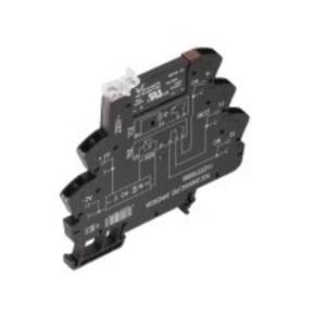 Твердотельные реле TERMSERIES TOZ/230VAC/RC/24VDC2A