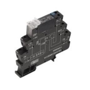 Твердотельные реле TERMSERIES TOS/24VDC/230VAC1A