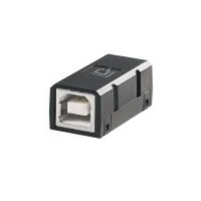 Розеточная вставка IE/BI/USB/AB