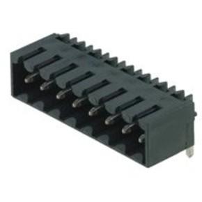 Штырьковый соединитель (бок закрыт) 3.50 mm SL/SMT/3.50/05/90G/3.2SN/BK/RL