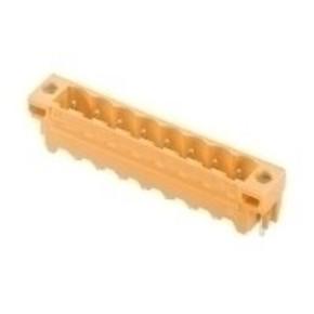 Штырьковый соединитель (фланец под пайку) 5.08 mm SL/5.08HC/03/180LF/3.2SN/OR/BX