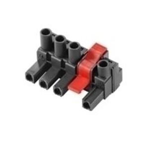 Штекерный соединитель печатной платы BLZ 7.62IT 04 180MF2 SN BK BX
