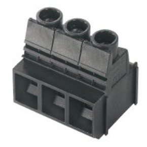 Клемма печатной платы LUP 10.16 09 90V 3.2SN BK BX