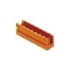 Штырьковый соединитель (бок открыт) 5.08 mm SLA/14/180/3.2SN/OR/BX