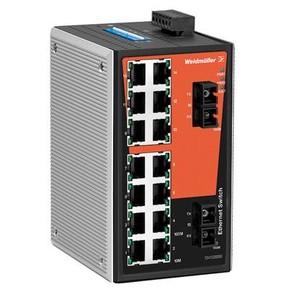Коммутатор сетевой неуправляемый IE/SW/VL16/14TX/2SC