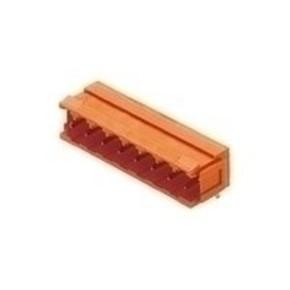 Штырьковый соединитель «ласточкин хвост» 5.08 mm SLA/06/90B/3.2SN/OR/BX