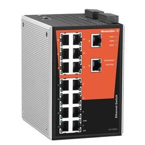 Коммутатор сетевой управляемый IE/SW/PL16MT/16TX