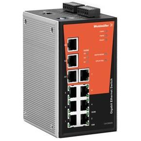 Коммутатор сетевой управляемый IE/SW/PL10MT/3GT/7TX